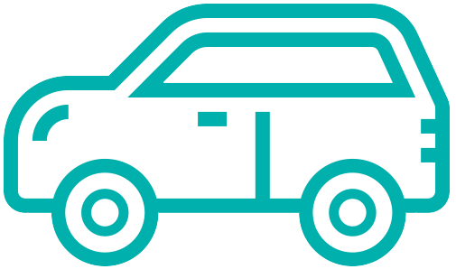 vehicle storage icon