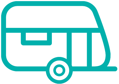 Caravan Storage Icon